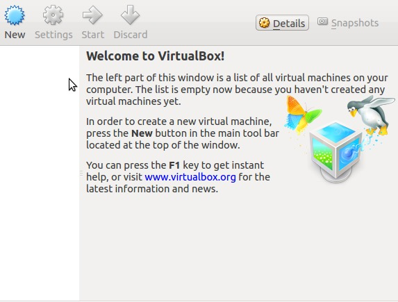ubuntu-virtualbox