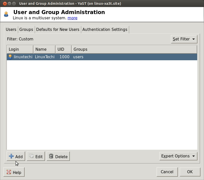 User-and-Group-Administration-YaST