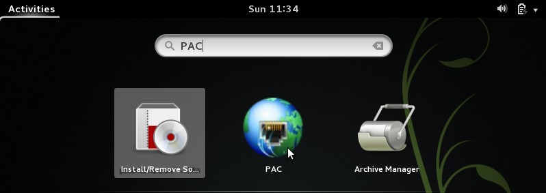 Access-PAC-OpenSUSE