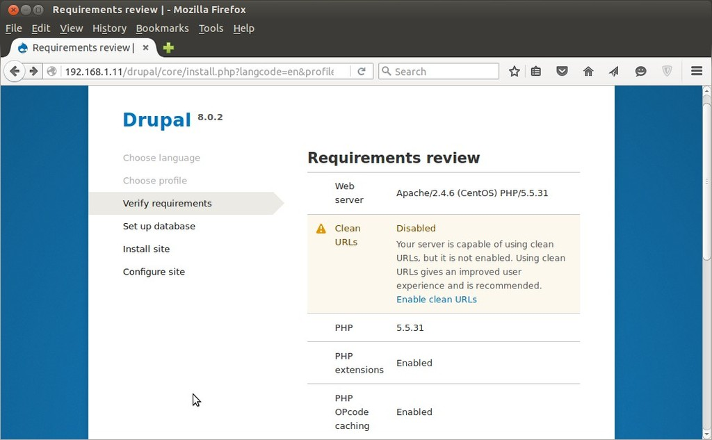 Drupal-installation-requirements-review