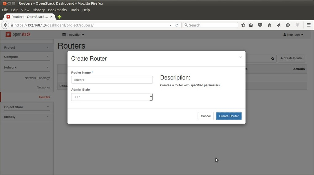 create-router-openstack
