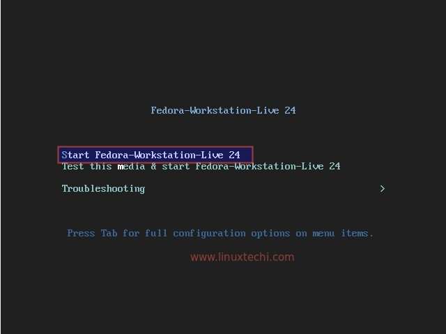 Fedora-workstation-24-Live