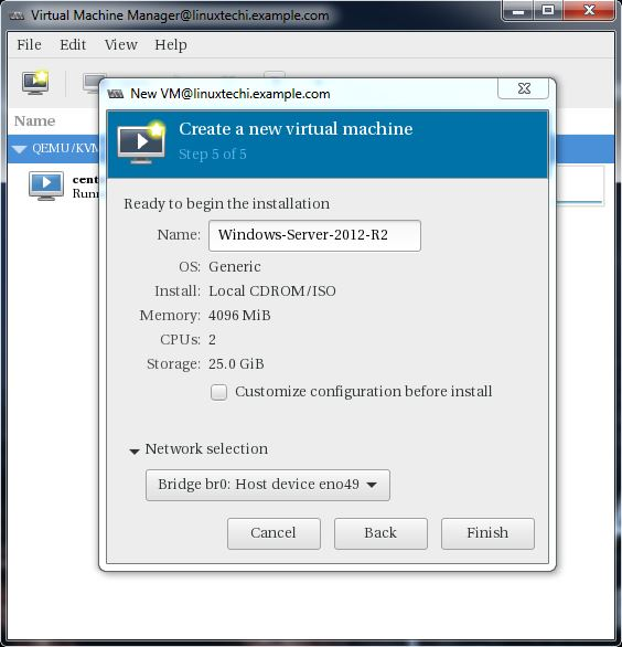 Name-network-selection-virtual-machine-virtmanager