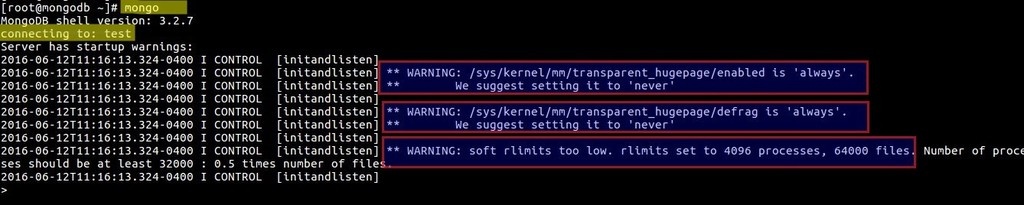 Warning-Message-while-connecting-mongdb