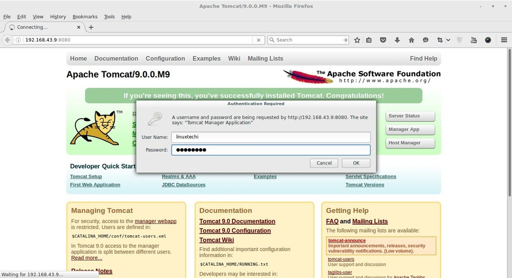 Apache-Tomcat-9-Manager-App-Credentials
