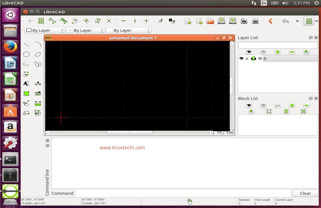 autocad alternative tools for ubuntu and linux mint users