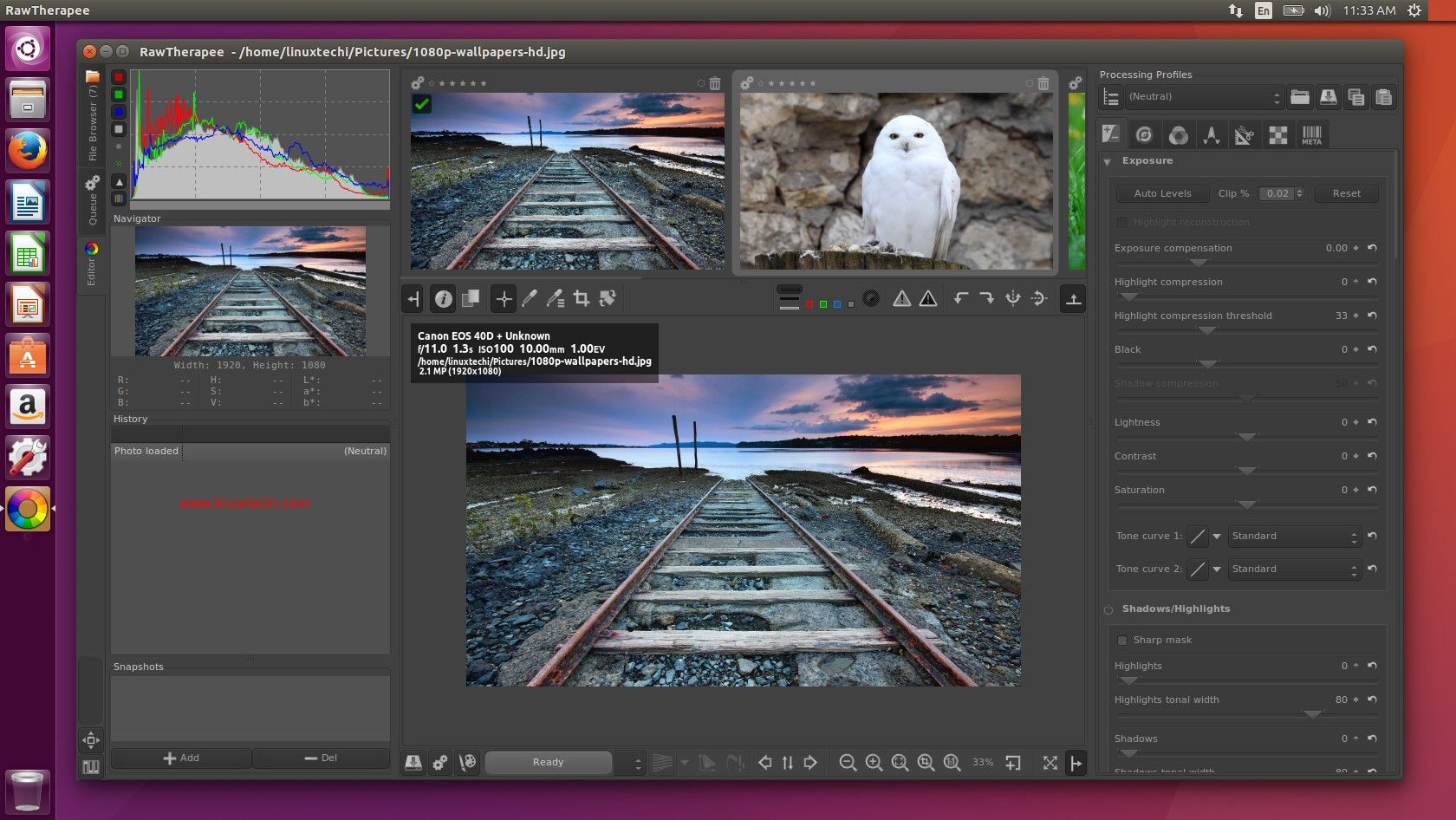 Top 12 Image Editor Tools for Linux Desktop