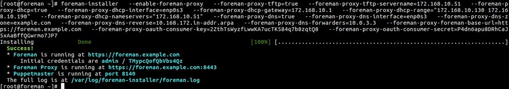 foreman-command-line