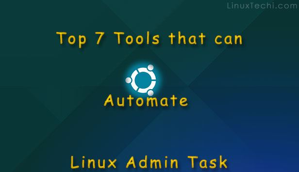 Linux-Automation-Tools