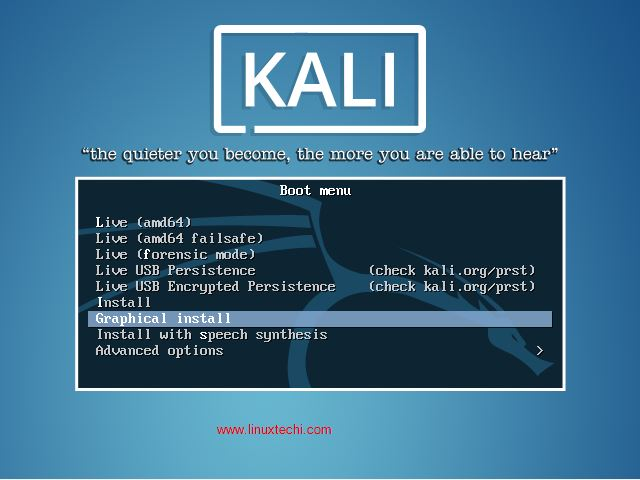 Kali-Linux-Graphical-Install
