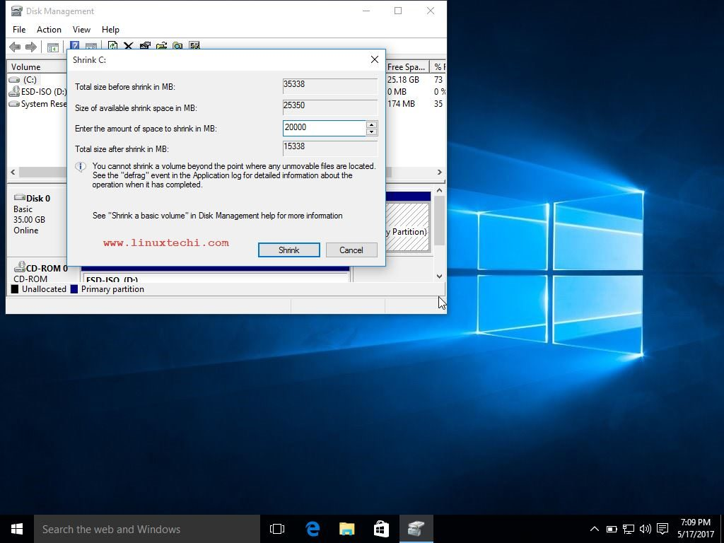 Shrink-Volume-Size-Windows10