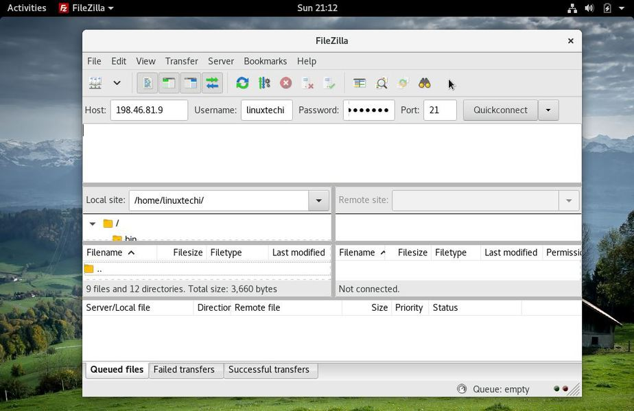 How to Install FileZilla 3 x on Debian 9 and Fedora 26