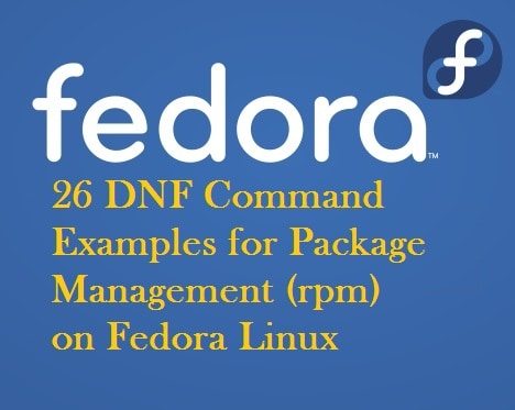 DNF-Command-Manage-RPMs-Fedora-Linux