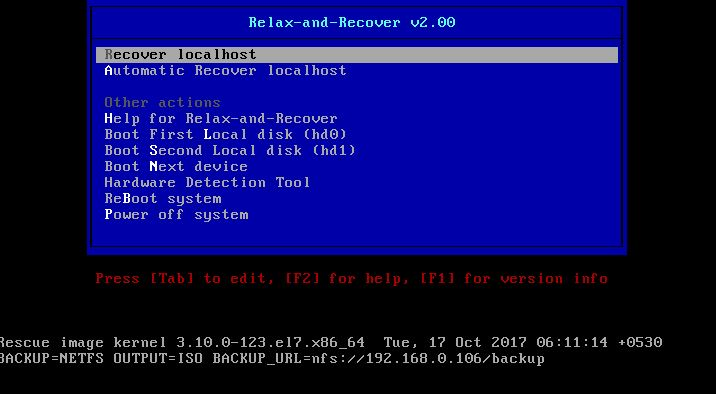 Relax-and-Recover-Bootloader
