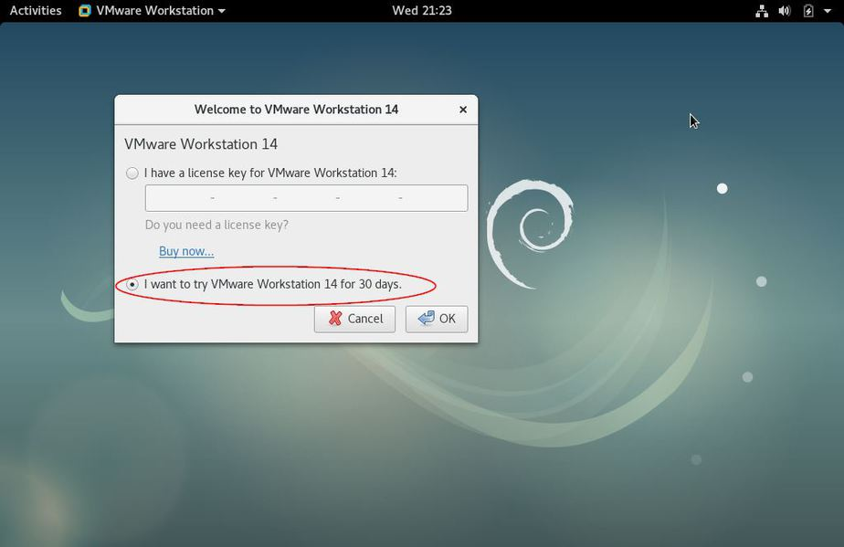 How to Install VMware Workstation 14 Pro on Debian 9 (Stretch)