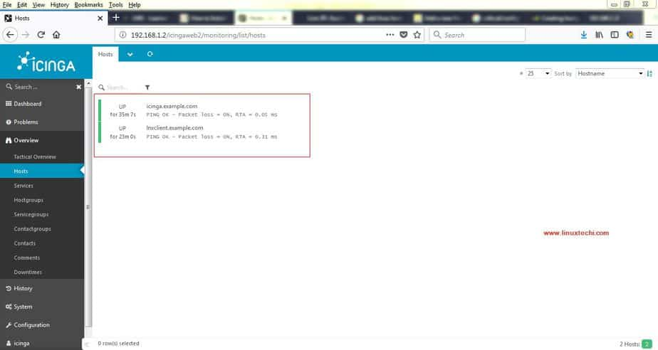 How to add remote Linux and Windows Host to Icinga 2 for