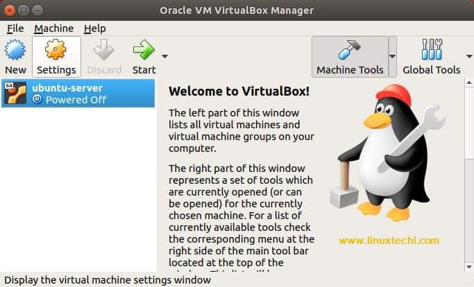 VirtualBox-Manager-Ubuntu-Linux