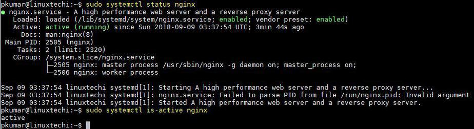 How to Install and Configure Nginx 'Web Server' on Ubuntu
