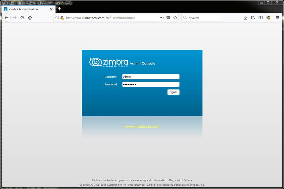 How to Install Open Source Zimbra Mail Server (ZCS 8 8 10