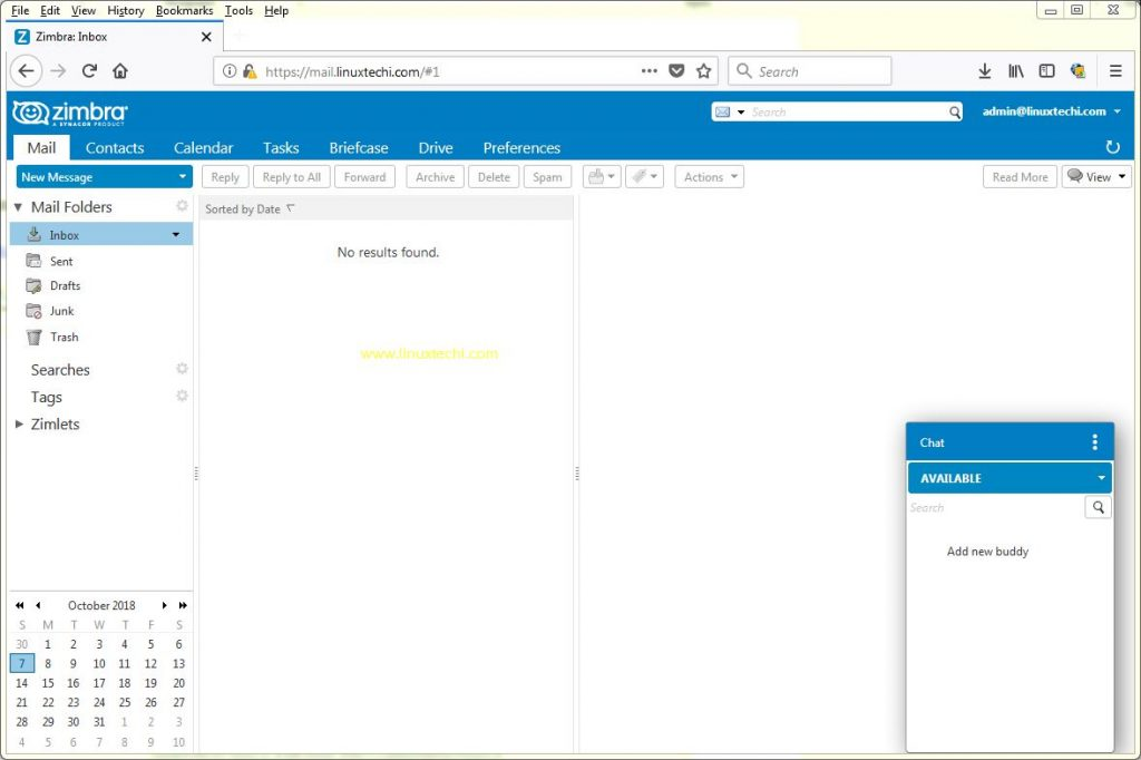How to Install Open Source Zimbra Mail Server (ZCS 8 8 10) on CentOS 7