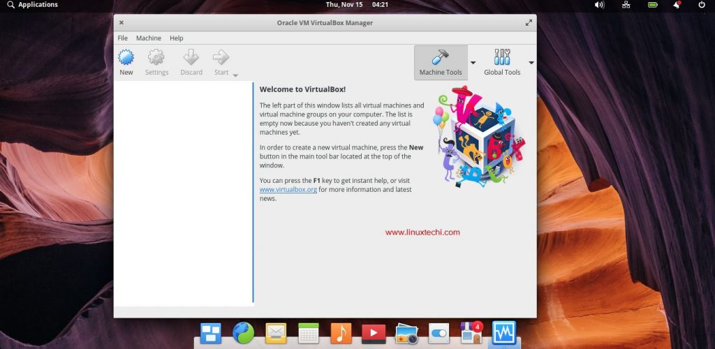 How to Install VirtualBox and Extension Pack on Elementary OS 5 0 (Juno)