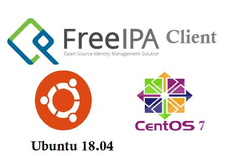 How to Configure FreeIPA Client on Ubuntu 18 04 / CentOS 7 for
