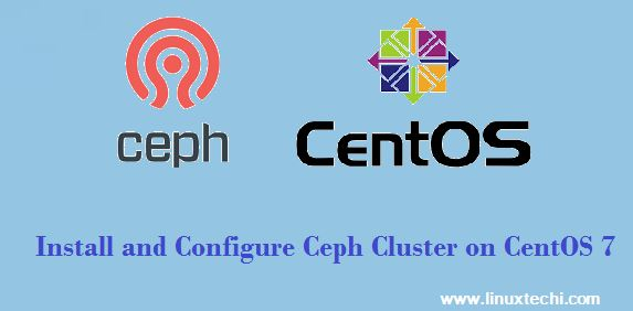 Quick guide to Install and Configure Ceph (Distributed