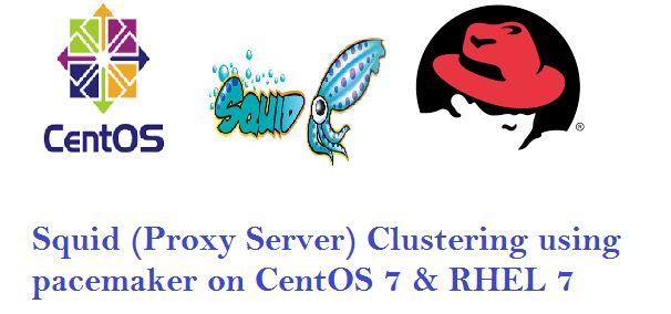 Configure two node Squid (Proxy Server) Clustering using
