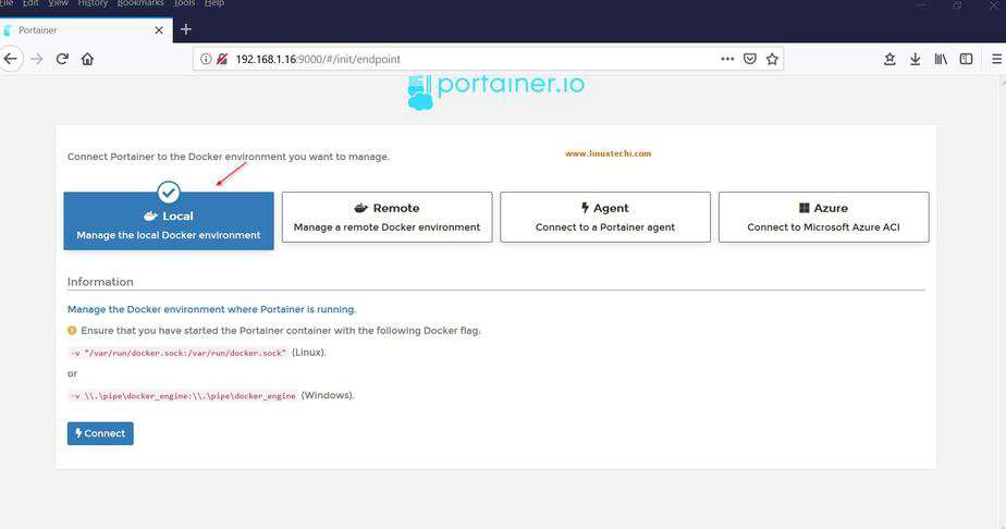 Monitor and Manage Docker Containers with Portainer io (GUI tool