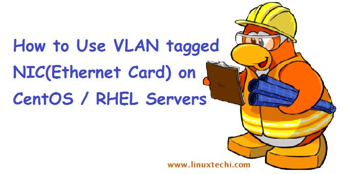 VLAN-Tagged-NIC-Linux-Server