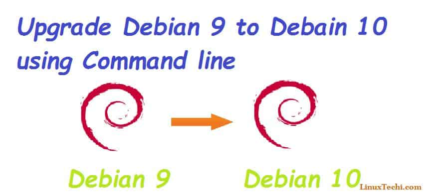 Upgrade-Debian-9-to-Debian-10