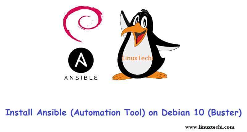 Ansible-Install-Debian10