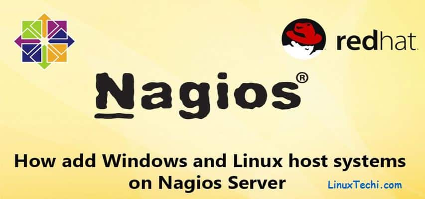 Add-Linux-Windows-Host-Nagios-Server