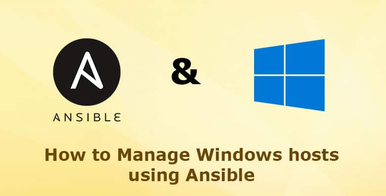 Manage-Windows-Hosts-using-Ansible