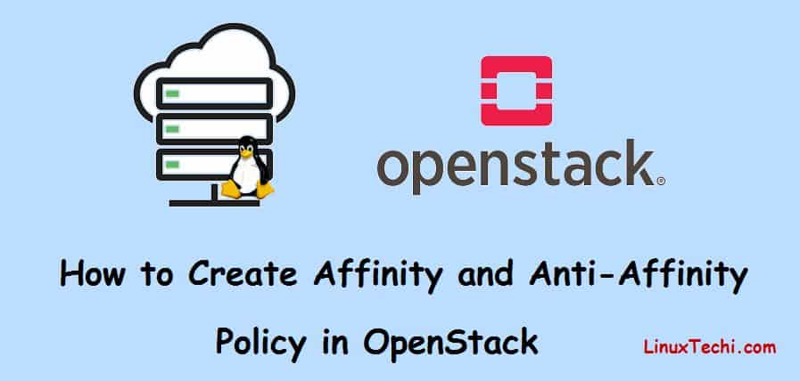 OpenStack-VMs-Affinity-AntiAffinity-Policy