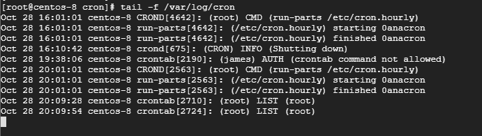 How to Automate tasks in Linux using Cron Jobs