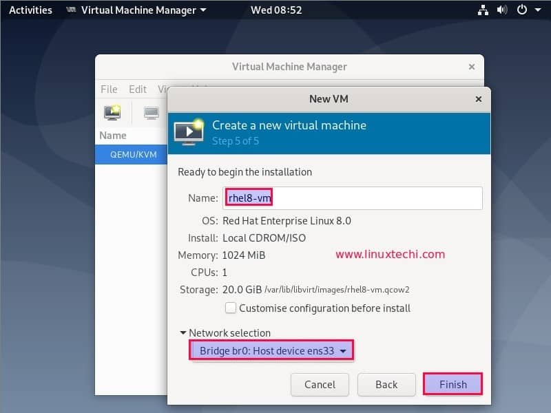 VM-Name-Network-Virt-Manager-Debain10