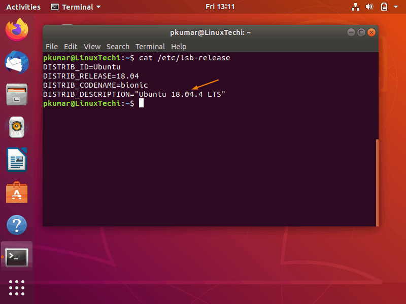 Check-Ubuntu-Version-before-upgrade