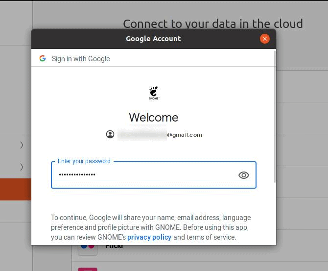 Enter-Gmail-Password-Gnome-Online-Account