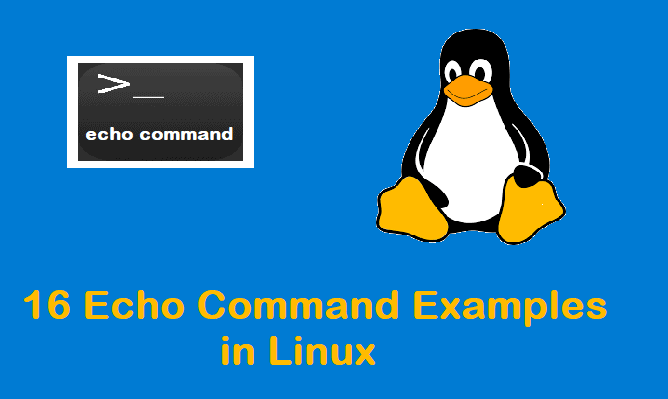 Echo-Command-Examples-Linux