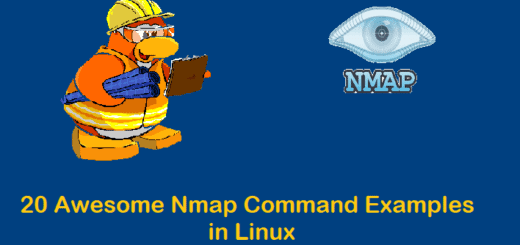 Linux-Nmap-Command-Examples