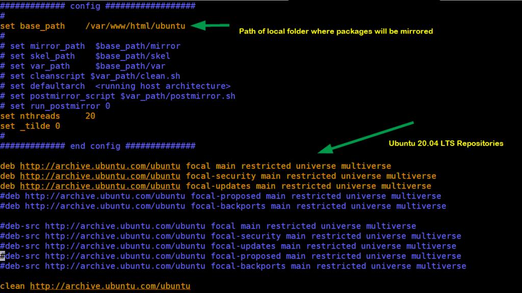 APT-Mirror-List-File-Ubuntu-Server