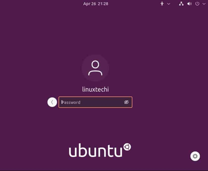 Login-After-Distribution-Upgrade-Ubuntu