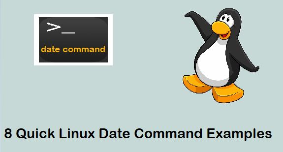 Linux-Date-Command-Examples