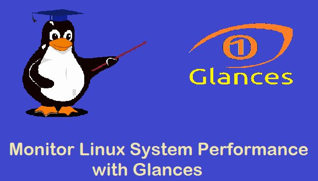 Monitor-Linux-System-With-Glances