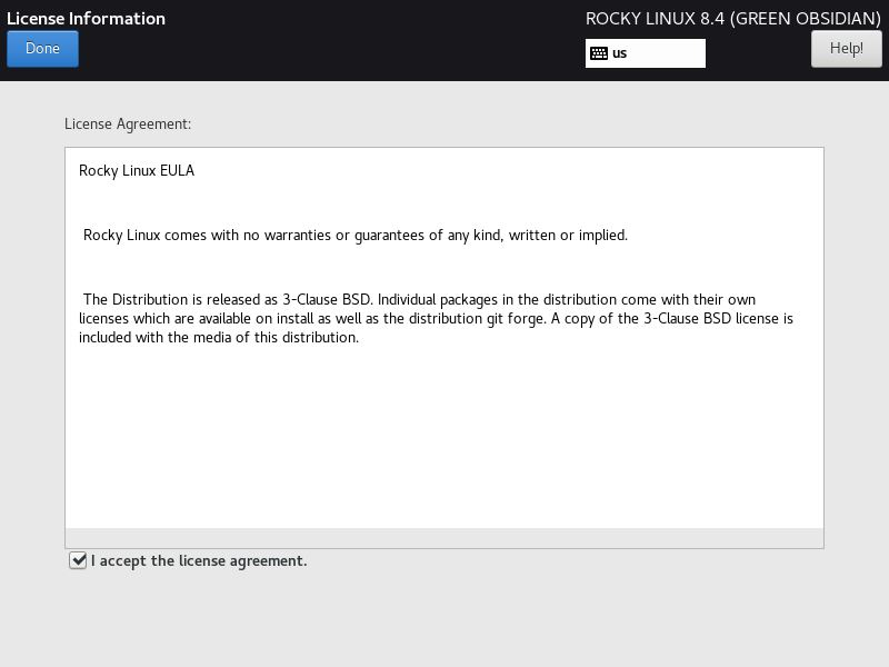 License-Agreement-Rocky-Linux