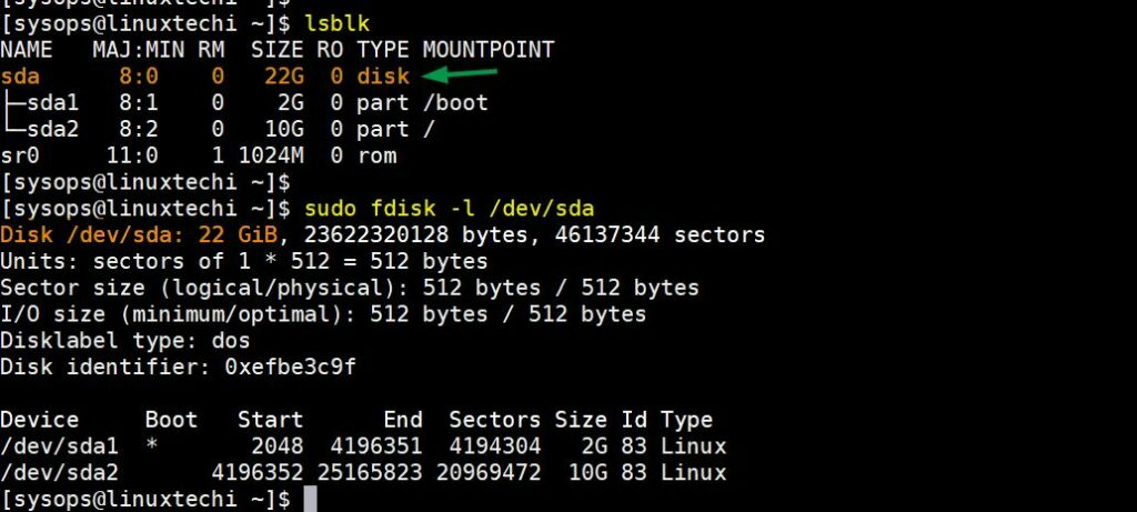 Updated-OS-Disk-size-linux