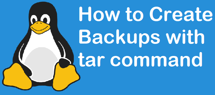 Create-Backups-with-tar-Command
